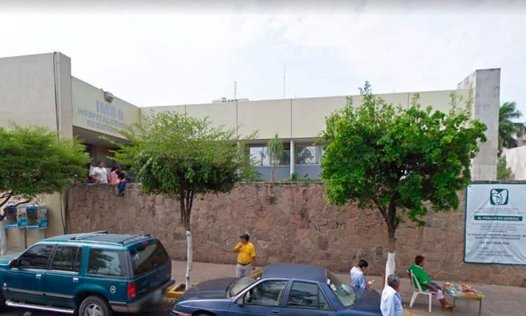Balacera en el IMSS de Culiacán