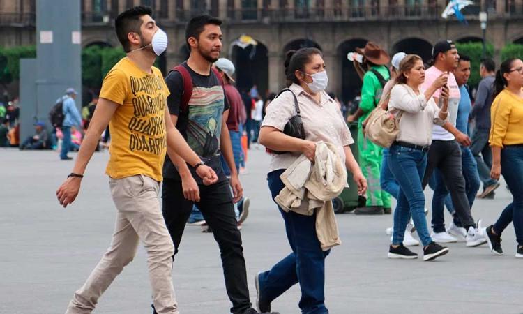 Aumentan a 41 casos de coronavirus en México