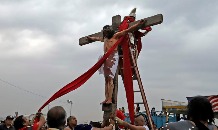 Dudan si cancelar la Pasión de Cristo en Iztapalapa