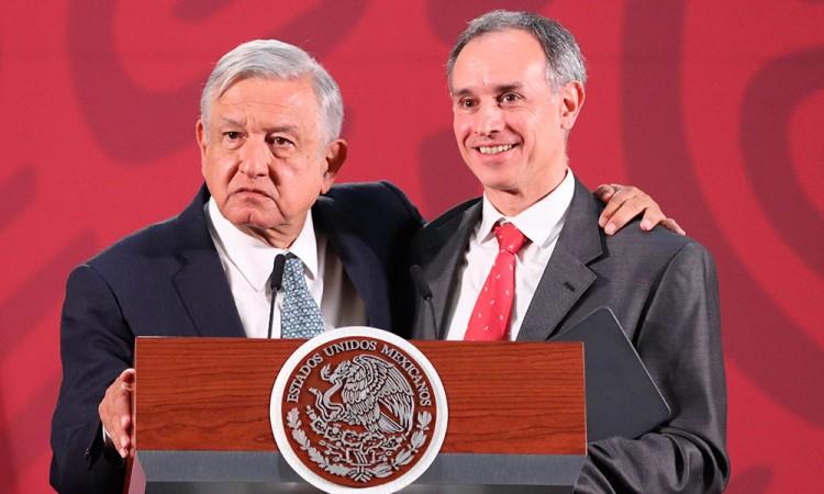 López Obrador está dispuesto a hacerse prueba de Covid-19