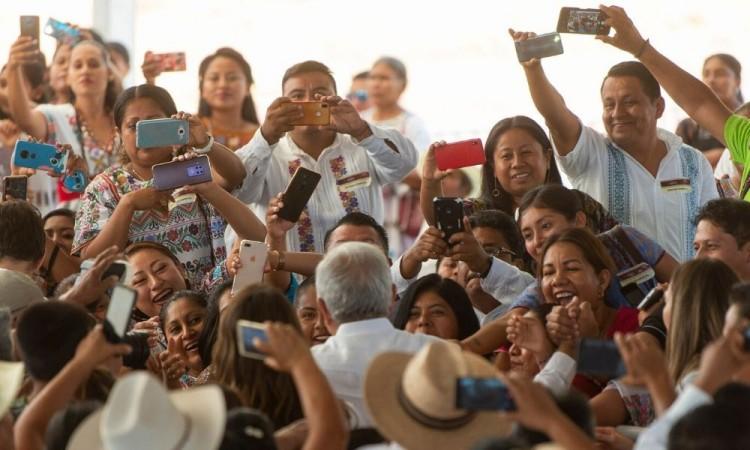 AMLO limitará el acceso a sus eventos públicos