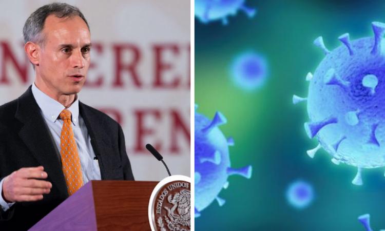 Suman 4 decesos por coronavirus en México