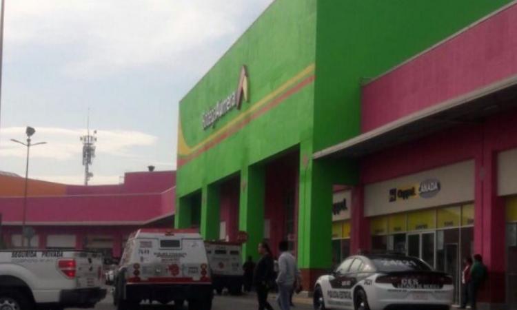 Saquean supermercado en Tecámac, Estado de México.