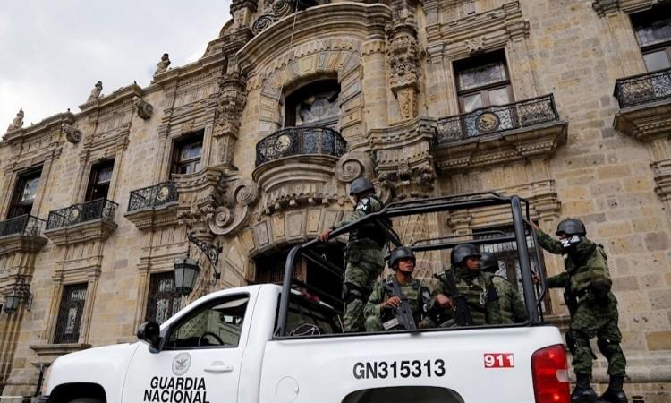 Guardia Nacional, un año sin frenar la violencia