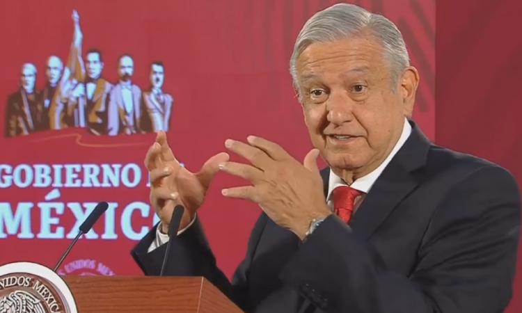 En México no hay desborde de COVID-19: AMLO