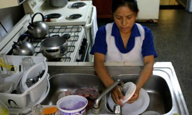 Trabajadoras del hogar exigen garantizar derechos en emergencia COVID-19