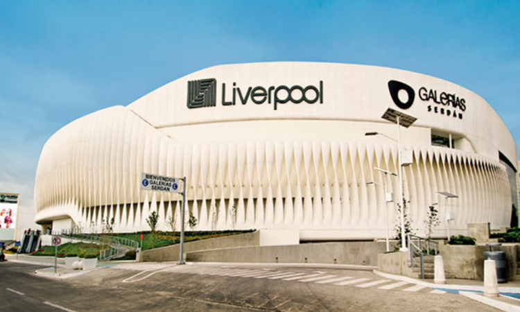 Liverpool cierra más de 400 puntos de venta por contingencia