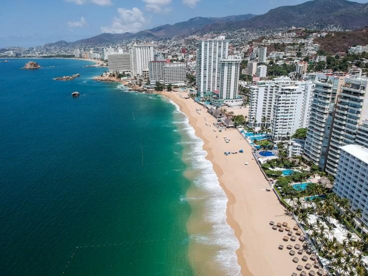 Pandemia arrasa con sector turístico en México