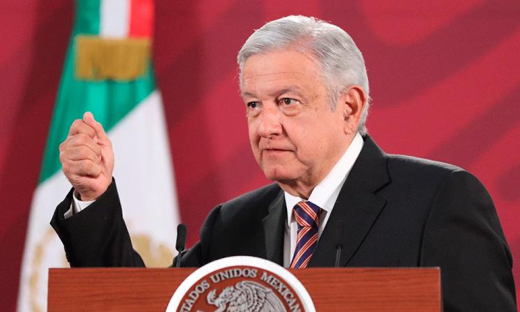 López Obrador y empresarios acuerdan trabajar juntos contra la pandemia