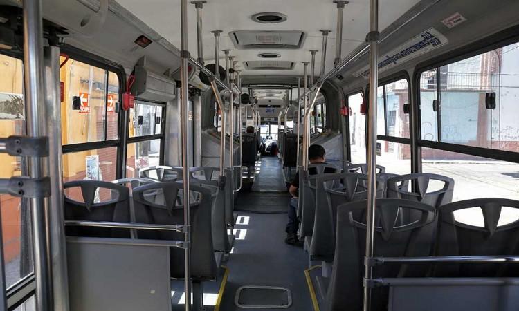 Contaminación y transporte público aumentan riesgo de contagio