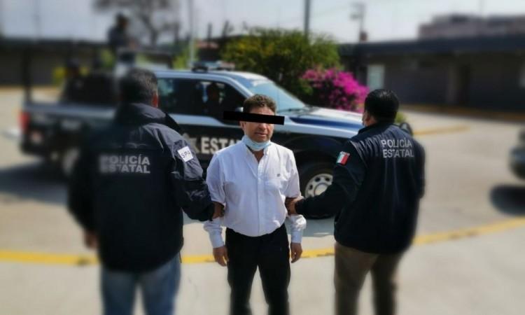 Detienen a Juan Vera, autor del ataque con ácido a saxofonista en Oaxaca