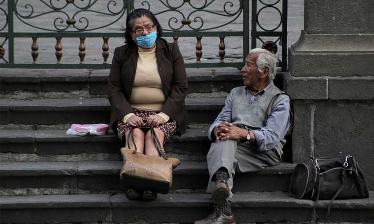 Suman 125 muertos por COVID-19 en México