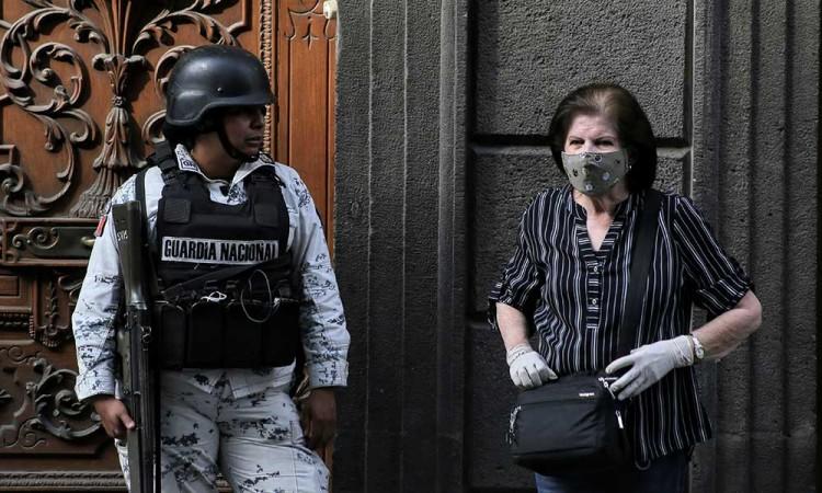 México se prepara para una fase 3; reporta 3,441 infectados
