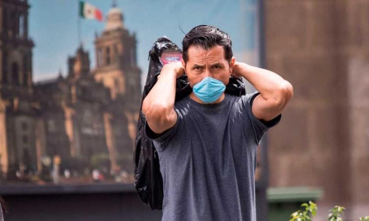 México suma 3,844 contagios y 233 muertos por COVID-19