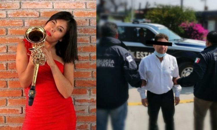 Vinculan a proceso a exdiputado por tentativa de feminicidio contra saxofonista