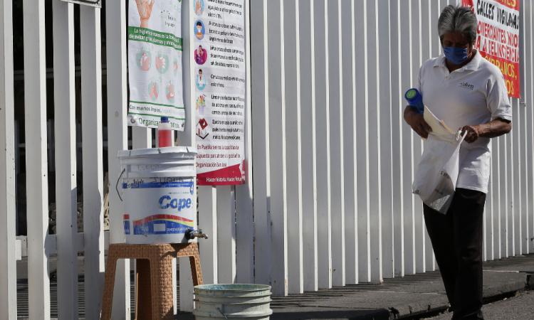 COVID-19: México a punto de llegar a los 500 decesos, van 406
