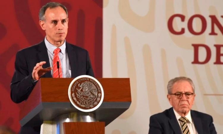 López-Gatell pide denunciar si alguien sabotea entrega de insumos