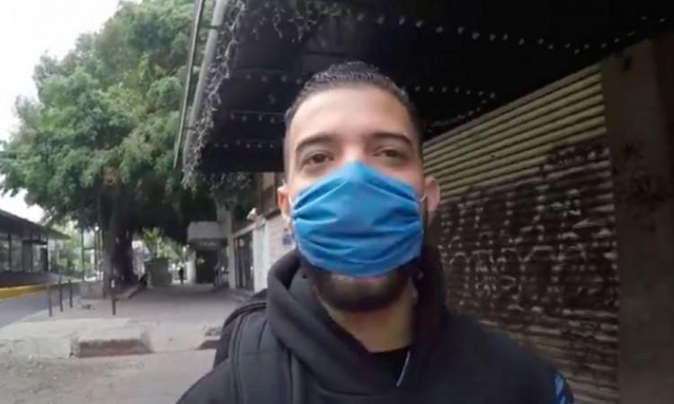 Alcaldía denuncia a youtuber  que violó cuarentena