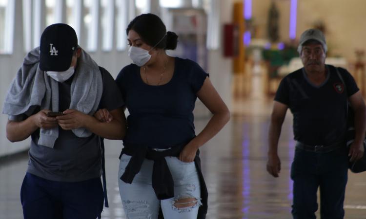 COVID-19: México supera los 6 mil contagios