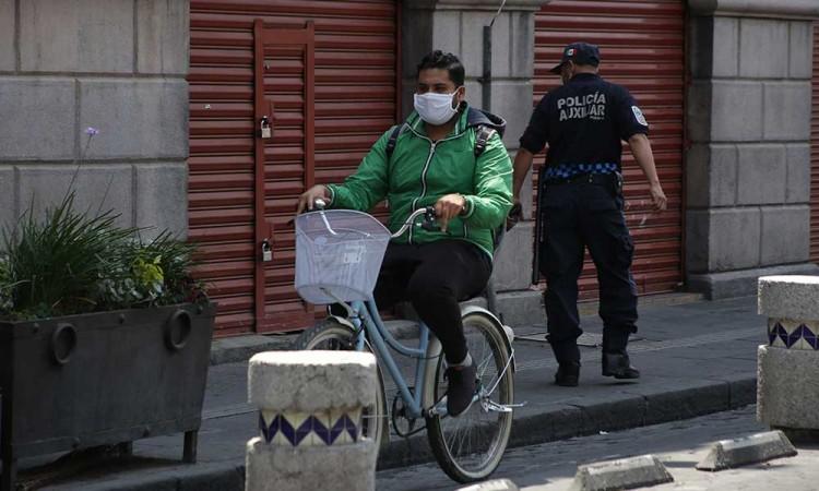 México suma 8,261 casos y 686 muertes por COVID-19