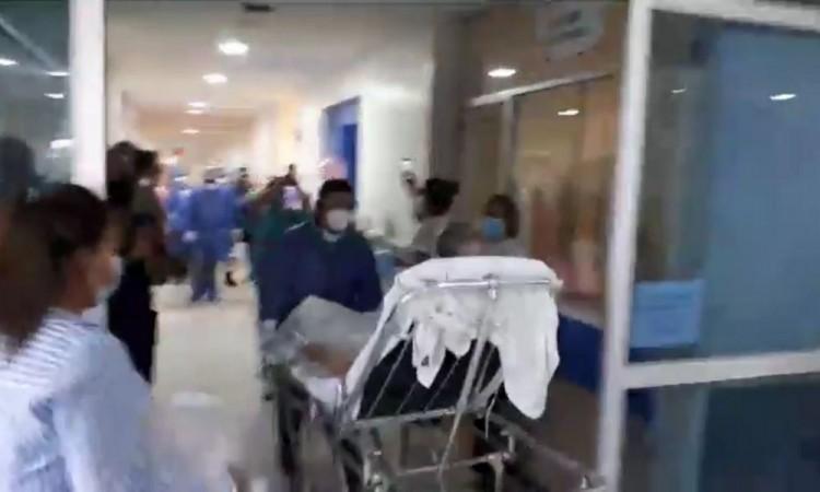 Paciente de 93 años es dado alta por coronavirus