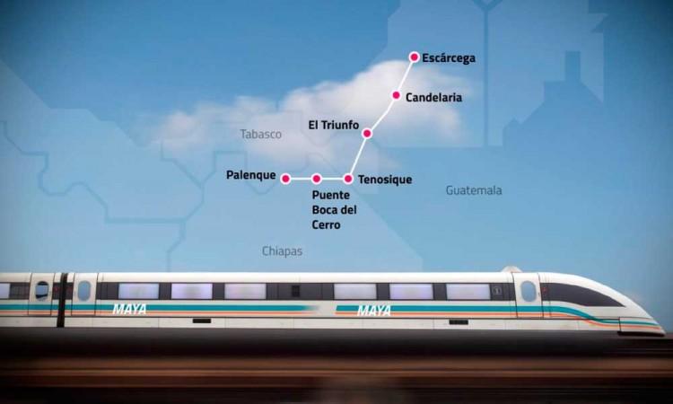 GanaMota-Engil licitación para construir Tren Mayo