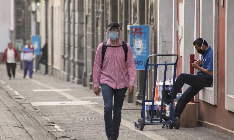 Día 32: México suma 12,872 contagios y 1,221 muertos