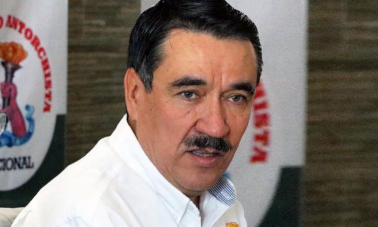 Homero Aguirre aclara acusaciones hacia Antorcha Campesina