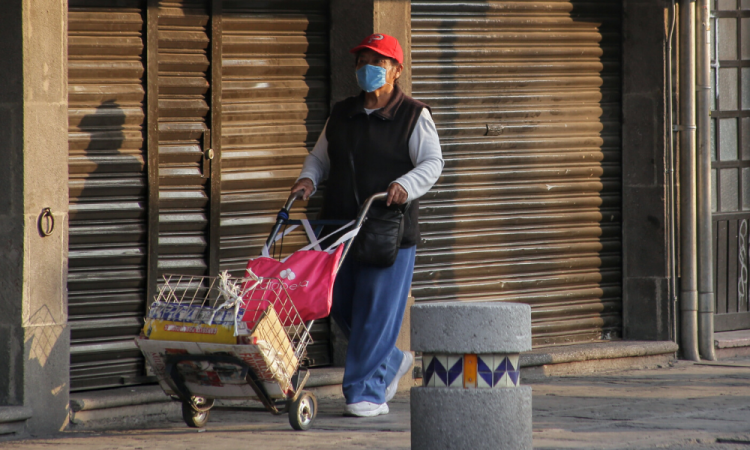 México acumula 16 mil 724 casos de COVID-19 y más de mil 500 decesos