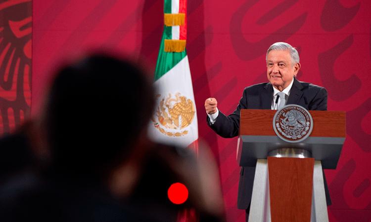 López Obrador defiende reforma que le da poder de modificar el presupuesto