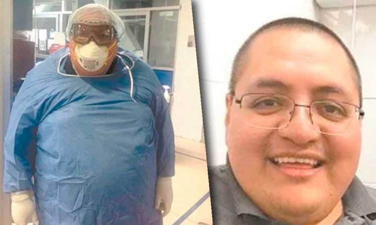 Pepe, el médico que dio su vida para combatir el Coronavirus