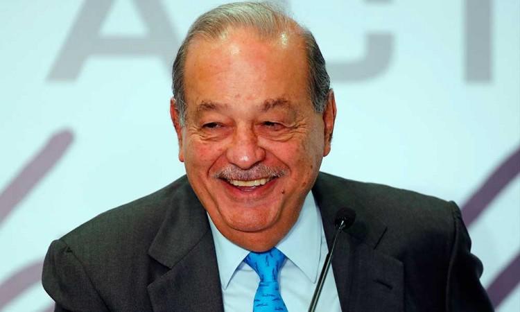 Carlos Slim construirá segundo tramo del Tren Maya