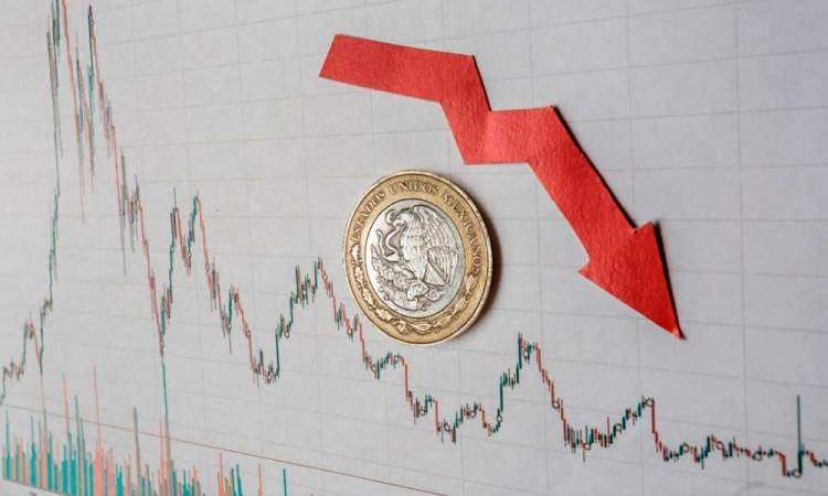 COVID-19 empuja la economía mexicana a su mayor desplome