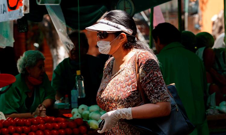 PIB de México se contrae 1.6 % en el primer trimestre por efectos de COVID-19
