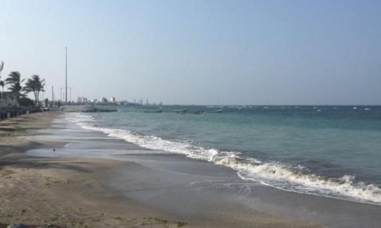 Regresa el azul del mar a Veracruz