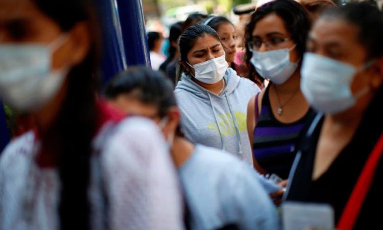 CDMX, Cancún, Tabasco, Sinaloa y BC, los más afectados por COVID-19