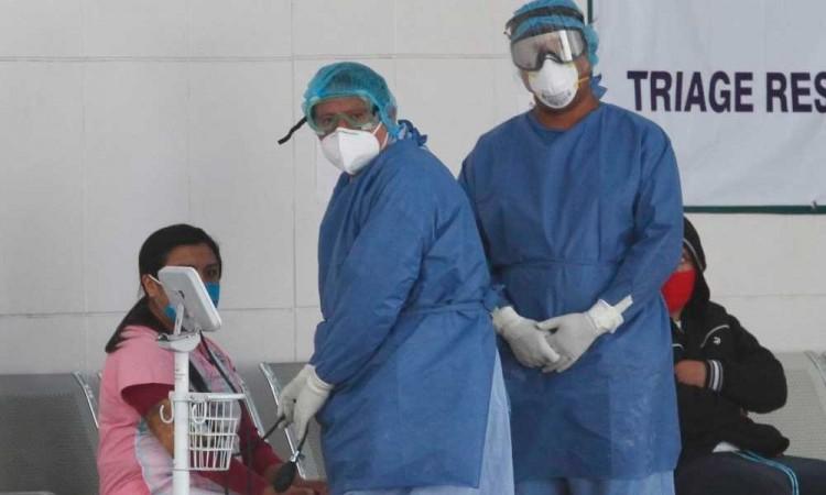 CDMX estima 8 mil hospitalizados en peor escenario de pandemia