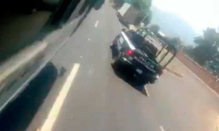 Mueren seis sicarios tras balacera en Michoacán