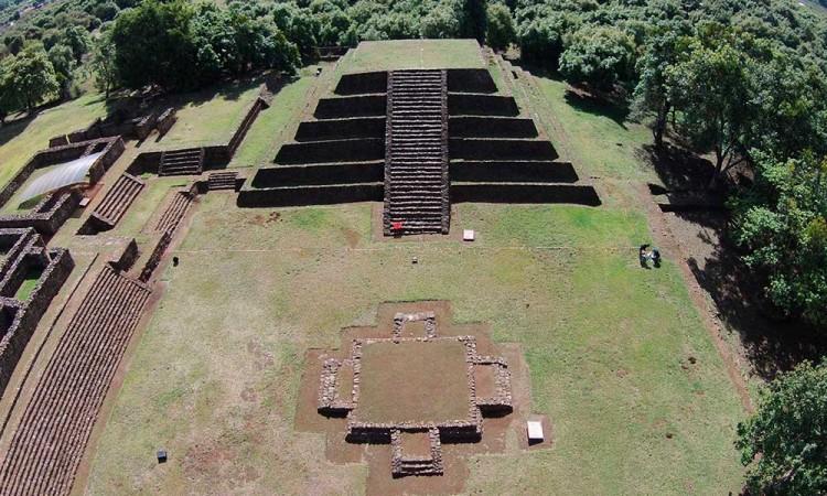 Reconstruyen virtualmente la urbe prehispánica deTingambato