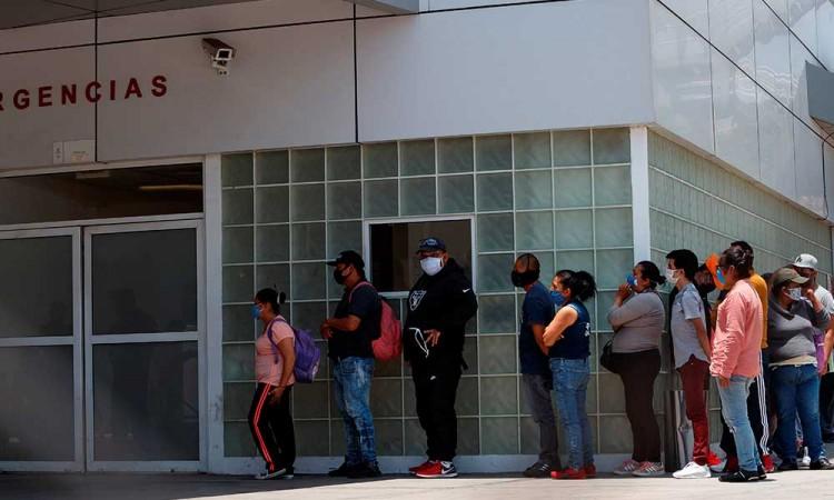 ¿Cómo llega México al pico máximo de contagios por coronavirus?