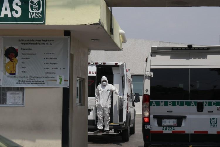 México alcanza los 2,507 muertos por COVID-19