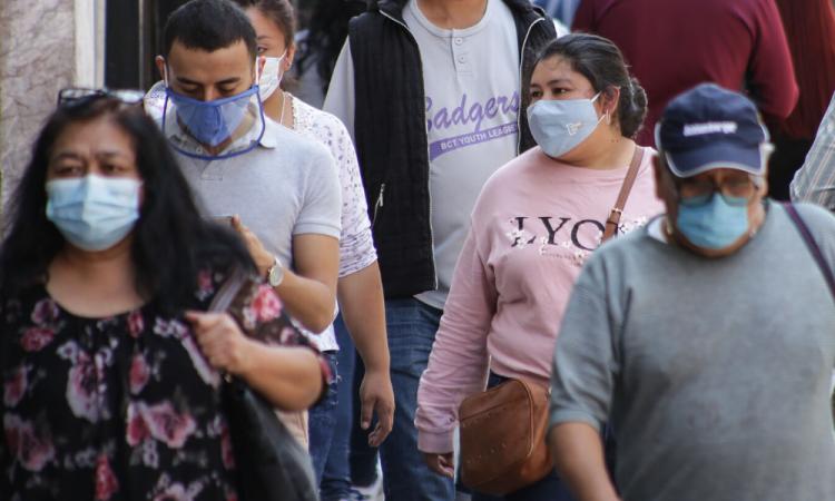 COVID-19: México registra más de 27 mil contagios y 2 mil 704 decesos