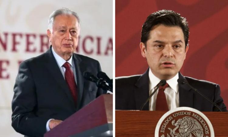Denuncian a Manuel Barlett Álvarez, Manuel Barlett Díaz y Zoé Robledo