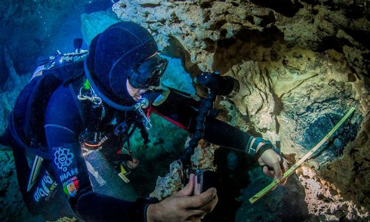 Descubren vestigios humanos en México durante la Era del Hielo