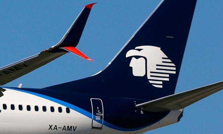 Si vas a volar en Aeroméxico, deberás usar cubrebocas