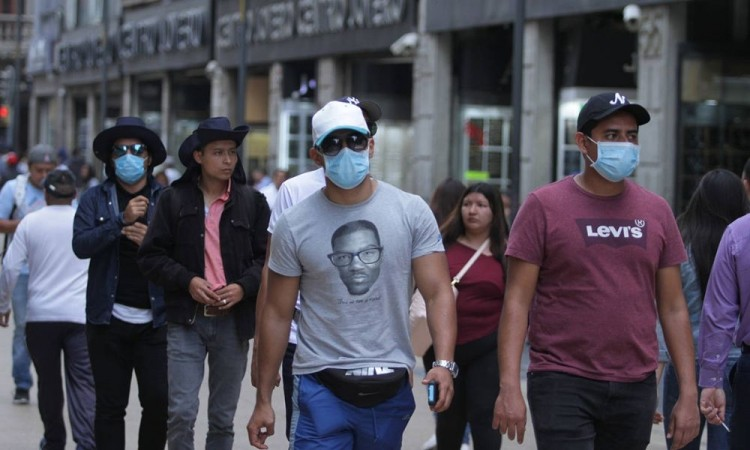 México presenta 35 mil 022 casos confirmados por Covid-19