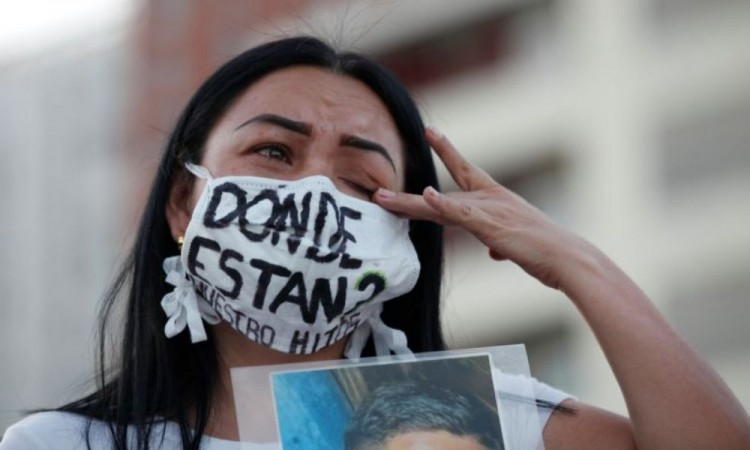 ONU pide a México buscar a desaparecidos pese a pandemia