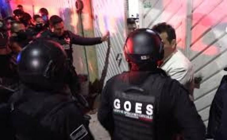 Golpean a funcionarios que intentaban cancelar fiesta en Ecatepec