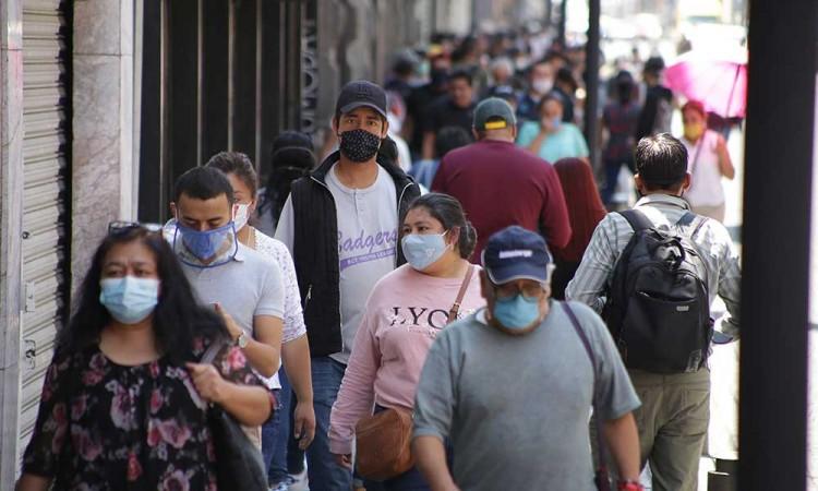Mueren 3,573 mexicanos por la pandemia del Covid-19