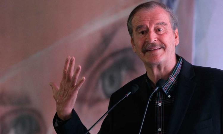 Difícilmente tengo para comer, vivo al día: Vicente Fox